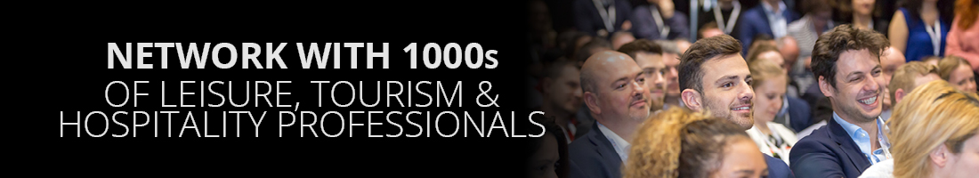 Network with 1000's of leisure, tourism & hospitality professionals