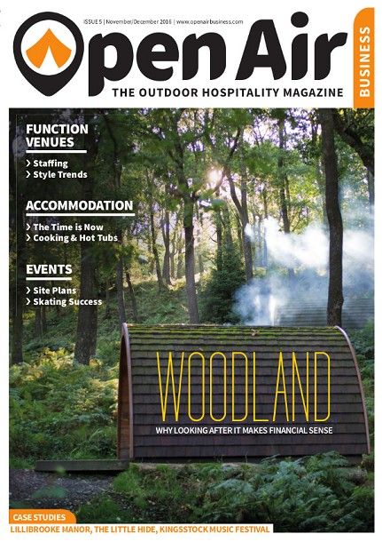 Open Air Business FREE Subscription! - Leisure, Hospitality