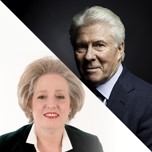 Peter Moore OBE & Jean Liggett: Speaking at Leisure and Hospitality World
